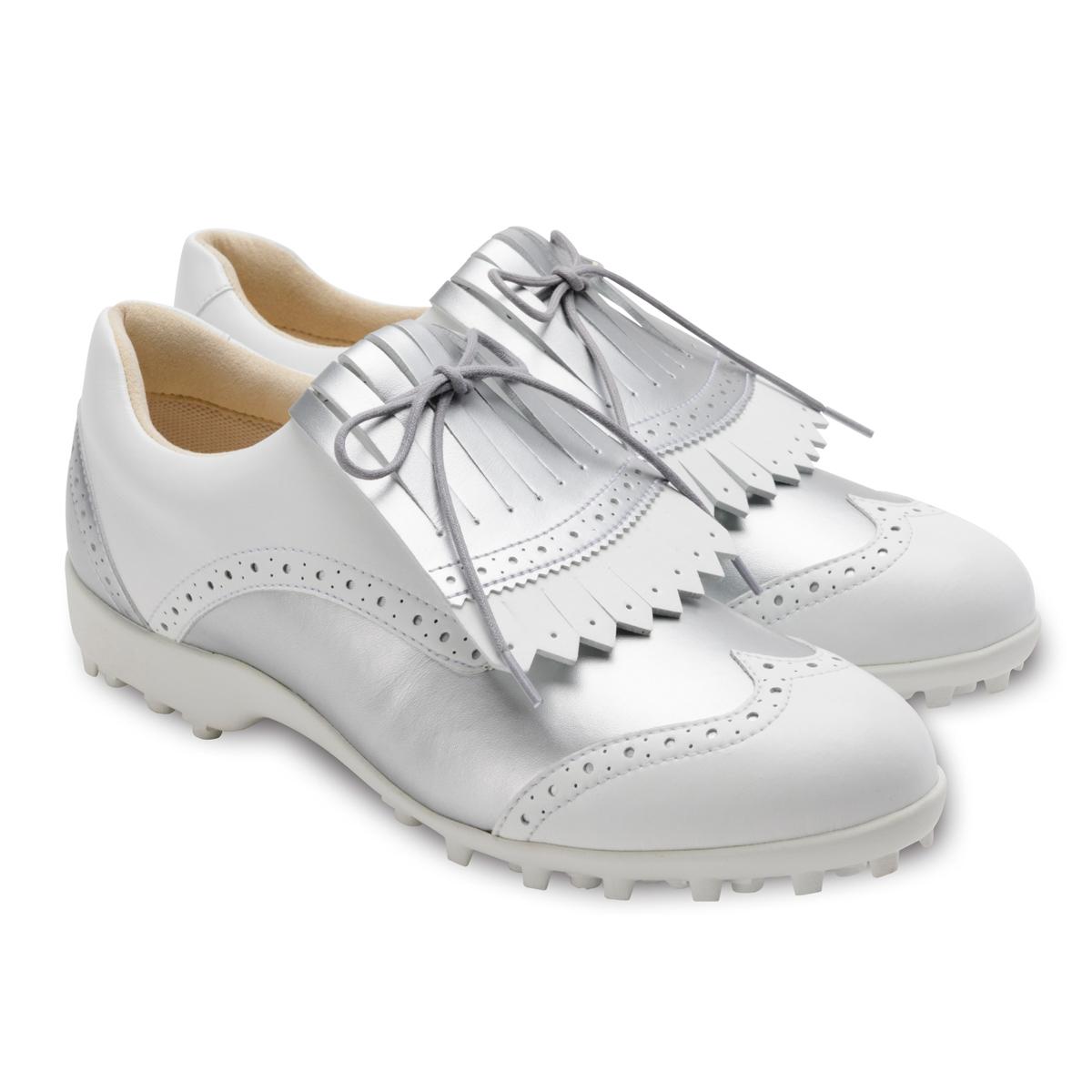 GINA ~ジーナ~ white-silver