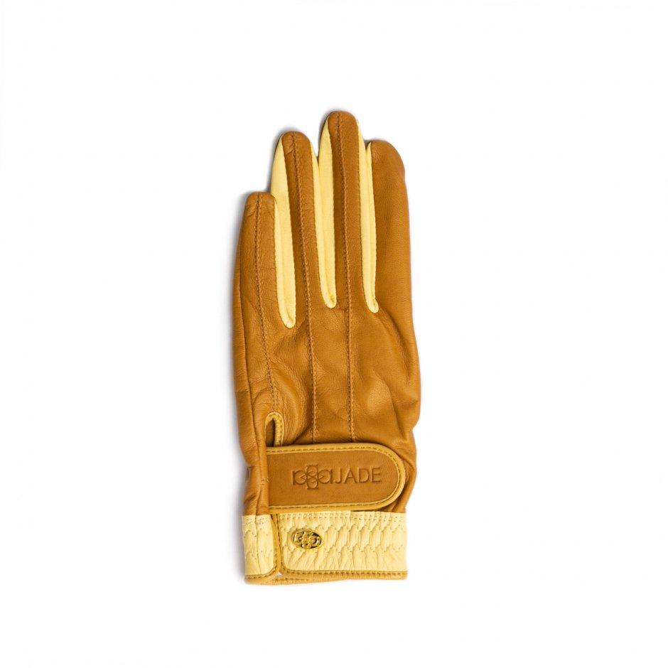 Elegant Golf Glove【左手】brandy-beige